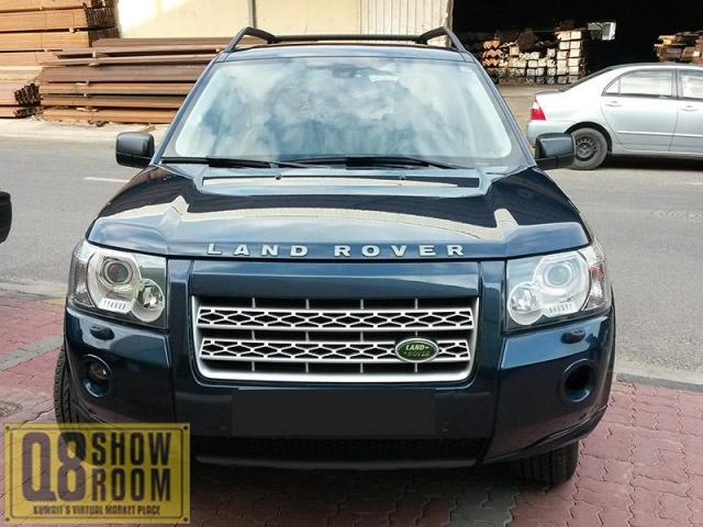 Land Rover LR2 2010