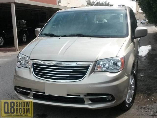 Chrysler grand voyger 2014