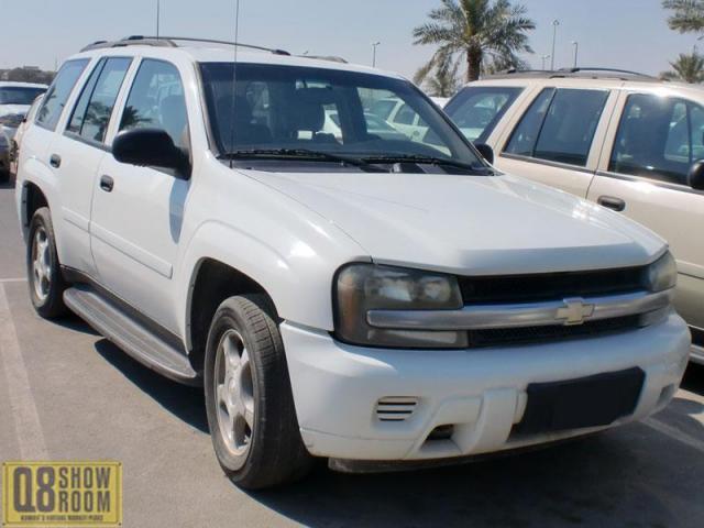 Chevrolet Trail Blazer 2008