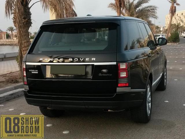 Range Rover vouge Soper Charg