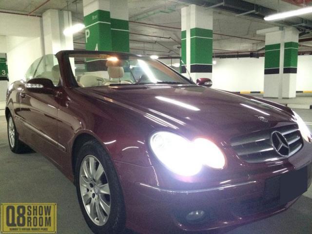 Mercedes CLk 200 2009