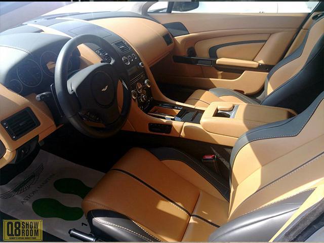 Aston Martin Vantage 12 2014