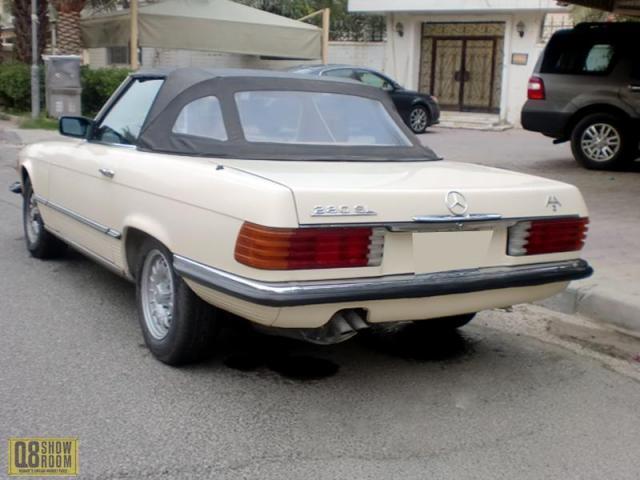 Mercedes SL280 1985
