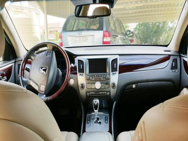 Hyundai centennial 2013