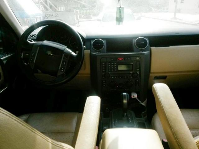 لاندروفر LR3 2005