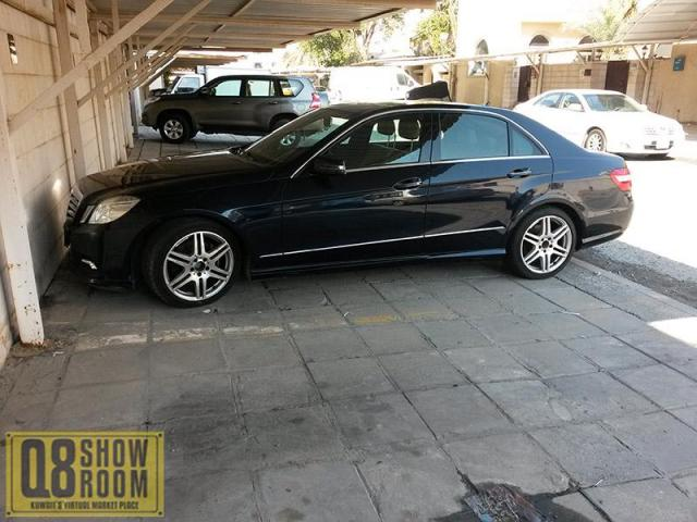 Mercedes E300 2011
