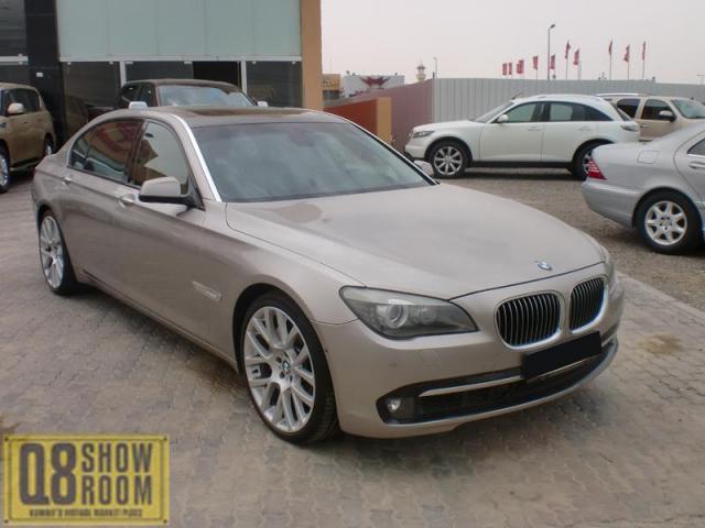 BMW 760LI 2009