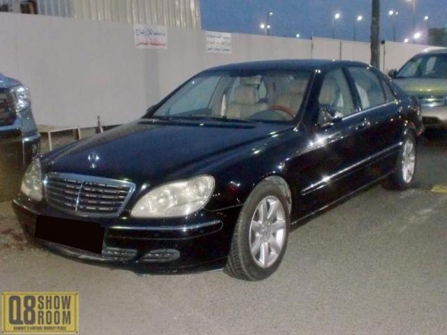 Mercedes S350L 2003