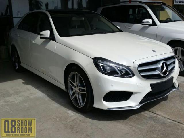Mercedes E300 2014