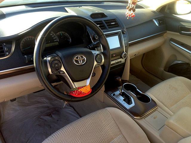Toyota Camry 2013 GLX