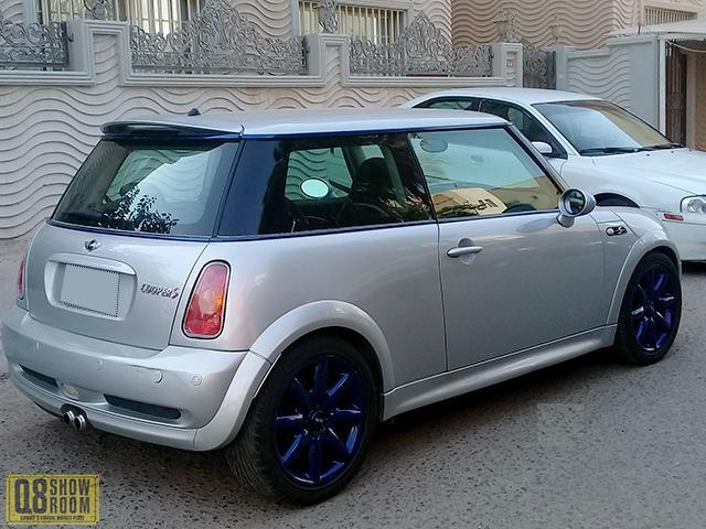 Mini copper S 2004