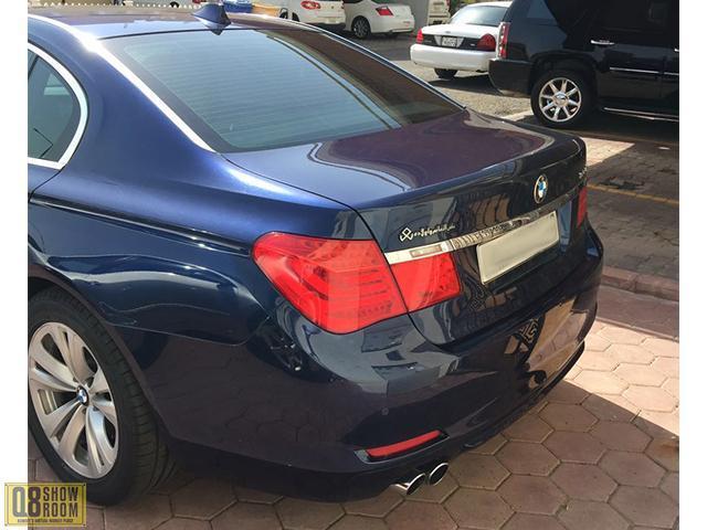 BMW 730IL 2011
