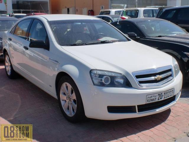 Chevrolet Caprice LS 2012