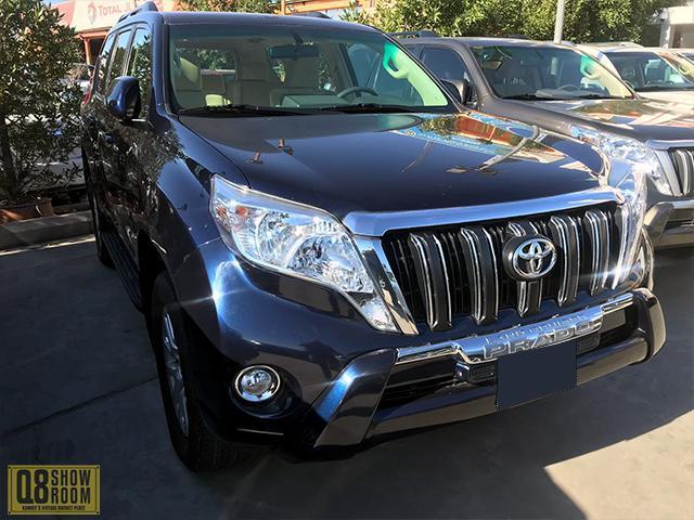 Toyota Prado 2015 TXL