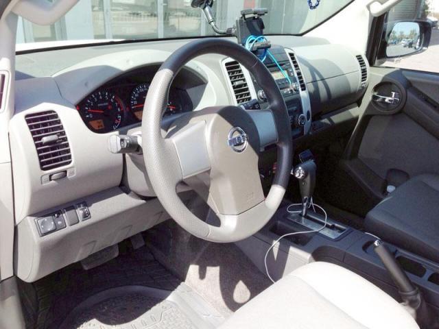 Nissan Xterra 2013